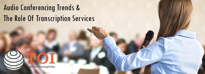 Conference Transcription Services
